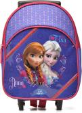 Disney FROZEN PURPLE - BACKPACK TROLLEY 31CM