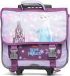 Disney Cartable 38cm Trolley Reine des neiges