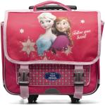 Disney Cartable 38cm Trolley Reine des neiges