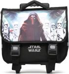 Disney TROUSSE OFFERTE Cartable 39cm Trolley Starwars