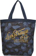 Levi's Printed Canvas Graphic Tote Bag