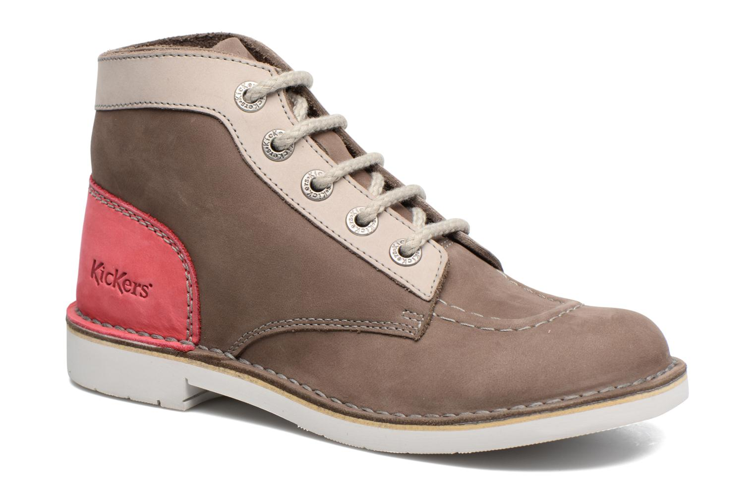 Kick col Marron Clair Fuschia