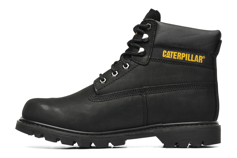 Boots en enkellaarsjes Caterpillar Colorado Zwart voorkant