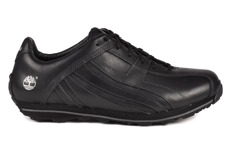 Sneakers Timberland BW Fells FTP Trainer low Zwart achterkant