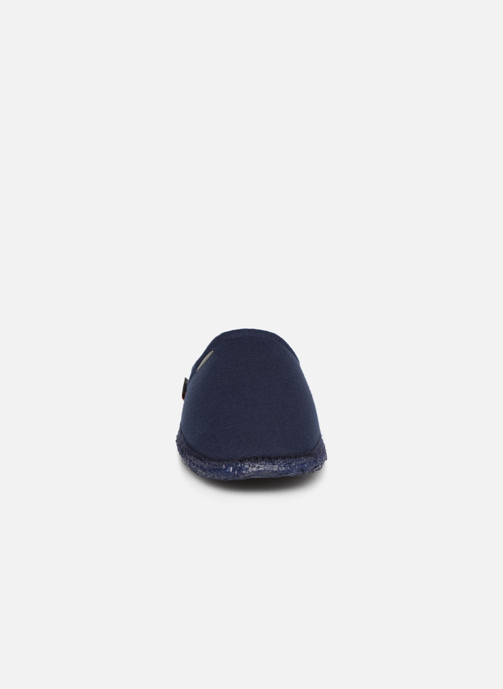 Pantoffels Giesswein Villach M Blauw model