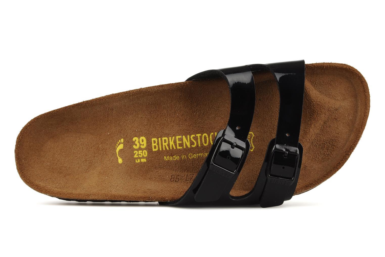 Clogs & Pantoletten Birkenstock IbizaFlor schwarz ansicht von links