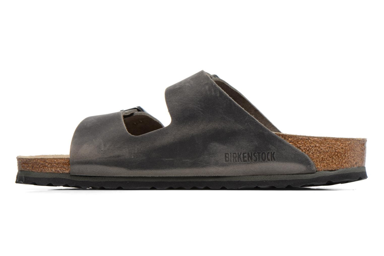 Sandals Birkenstock Arizona Grey front view