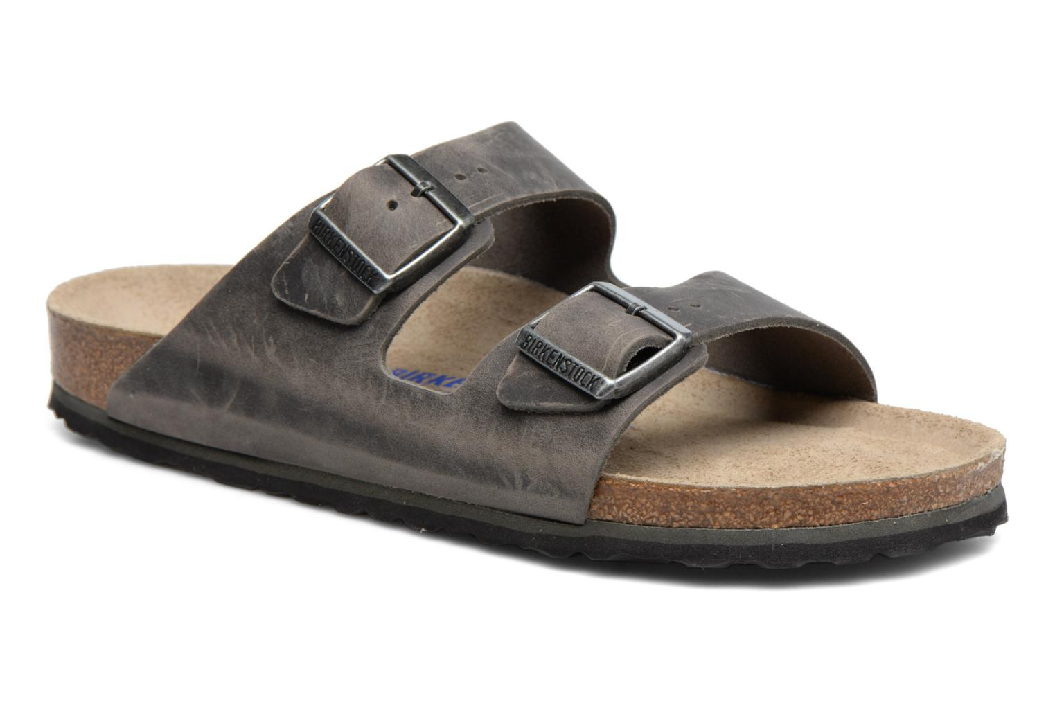 Arizona Artic Old iron Soft Footbed