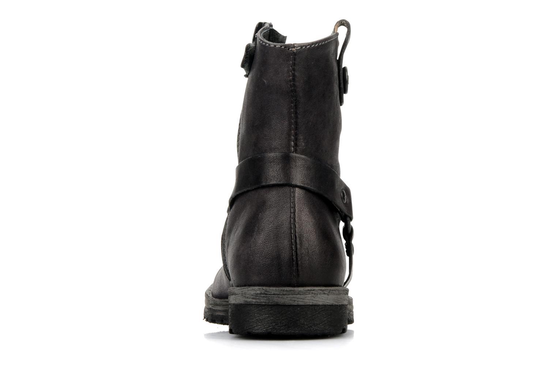 Bottines et boots Stones and Bones Iker Gris vue droite