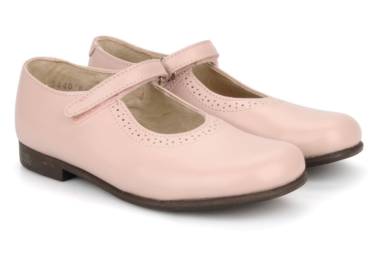 Ballerina's Start Rite Delphine Roze 3/4'