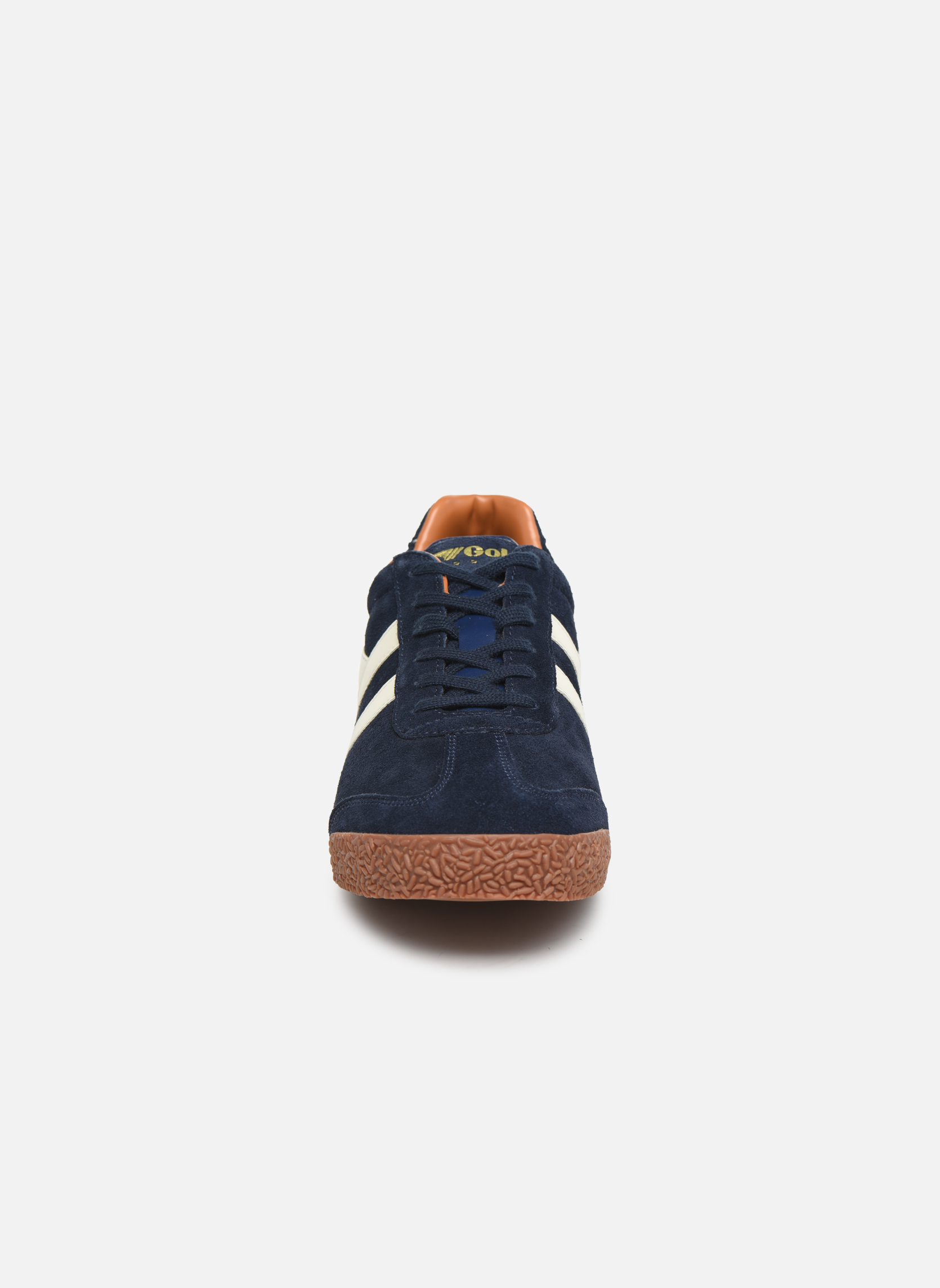 Sneakers Gola Harrier Blauw model