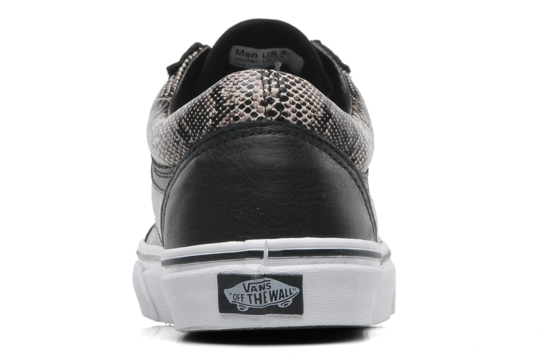 Sneakers Vans Old Skool W Multicolor rechts