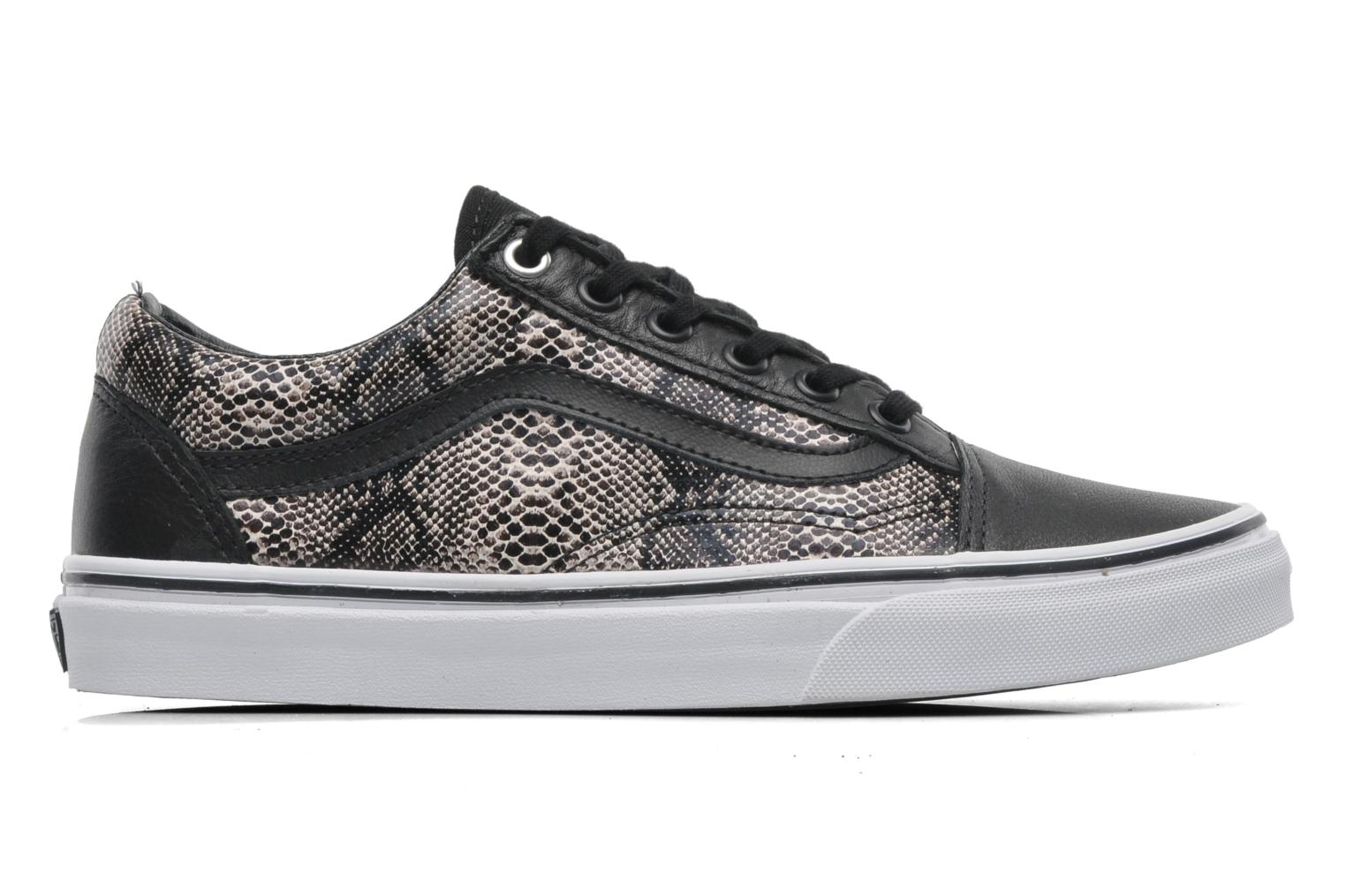 Old Skool W (Snake) Black/Khaki
