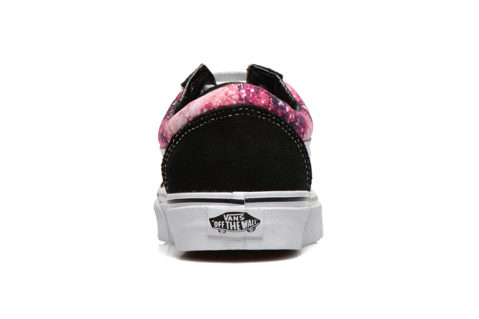 Old Skool W (Cosmic Cloud) black/true white