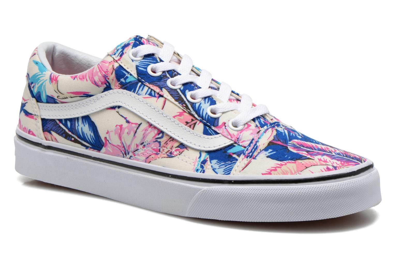 Sneaker Vans Old Skool W mehrfarbig detaillierte ansicht/modell