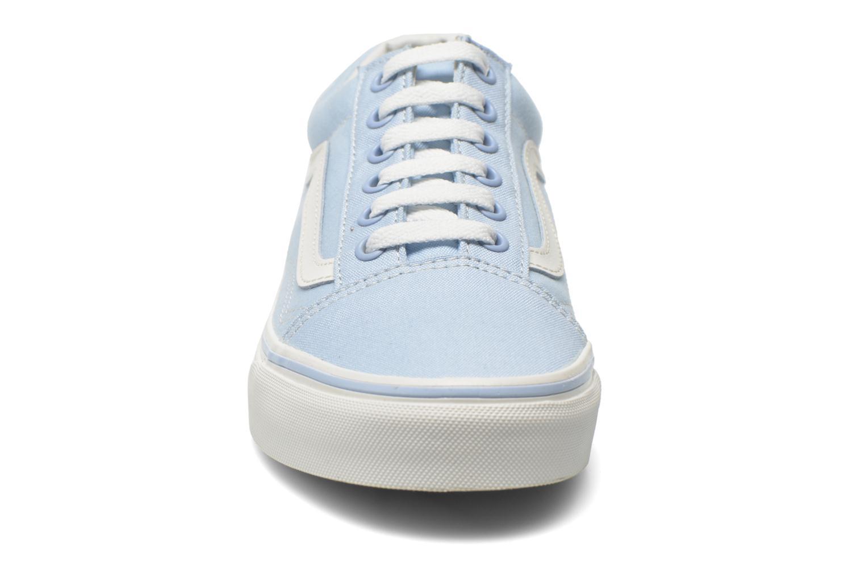 True White Vans Old Skool W (Blanc)