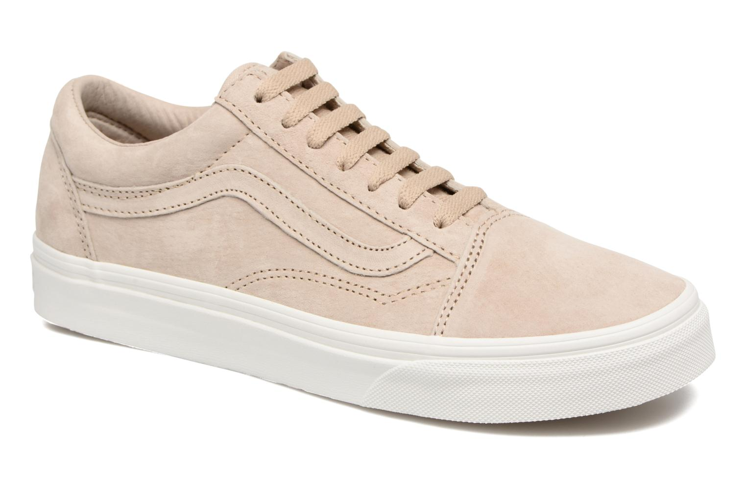 vans beige damen old skool