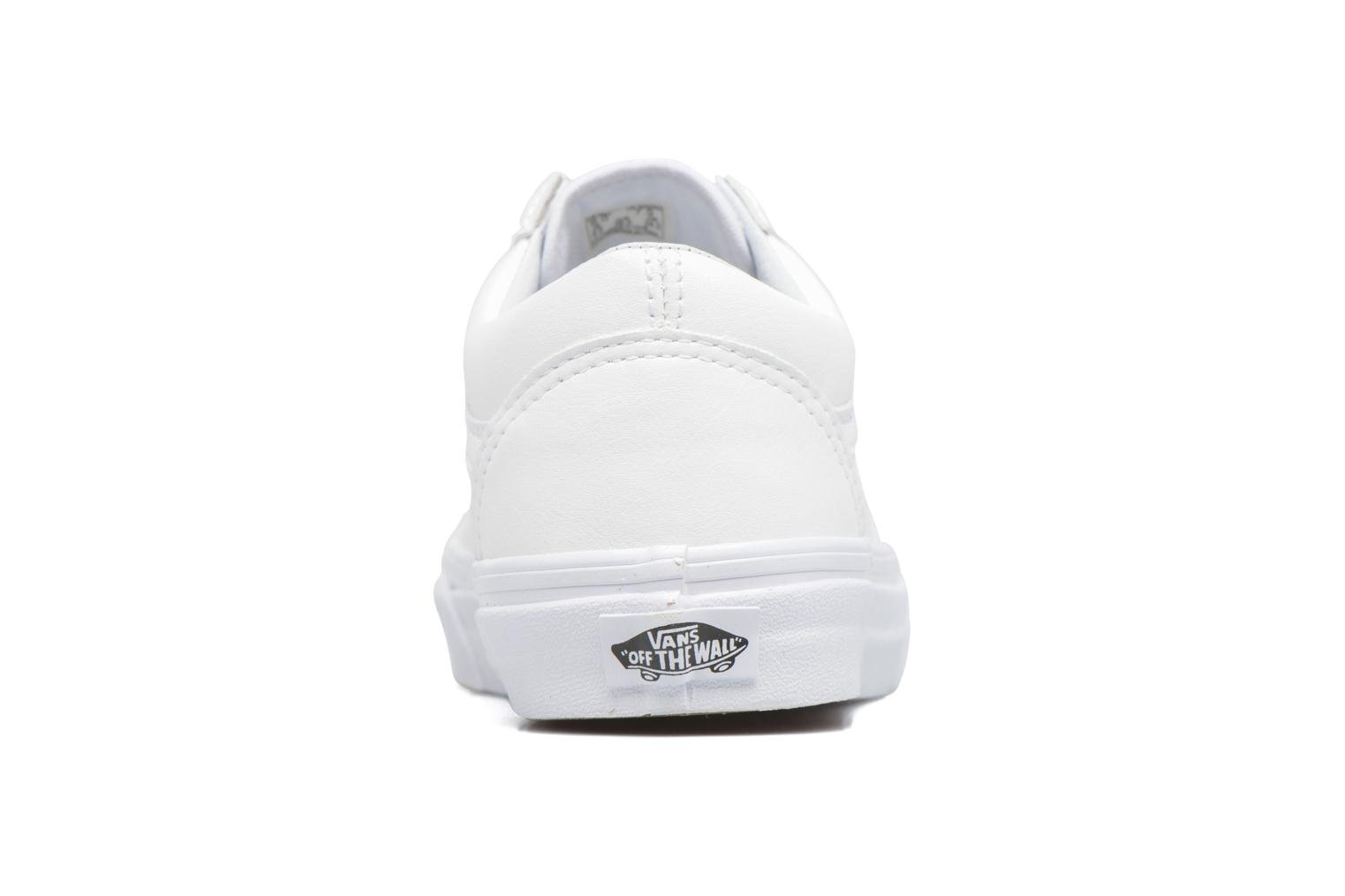 Old Skool W (Classic Tumble) True white