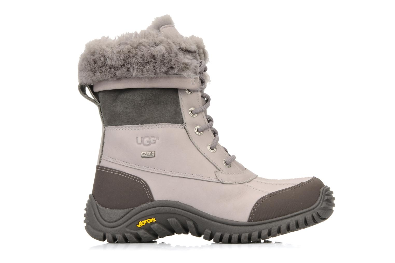 Boots en enkellaarsjes UGG Adirondack Grijs achterkant