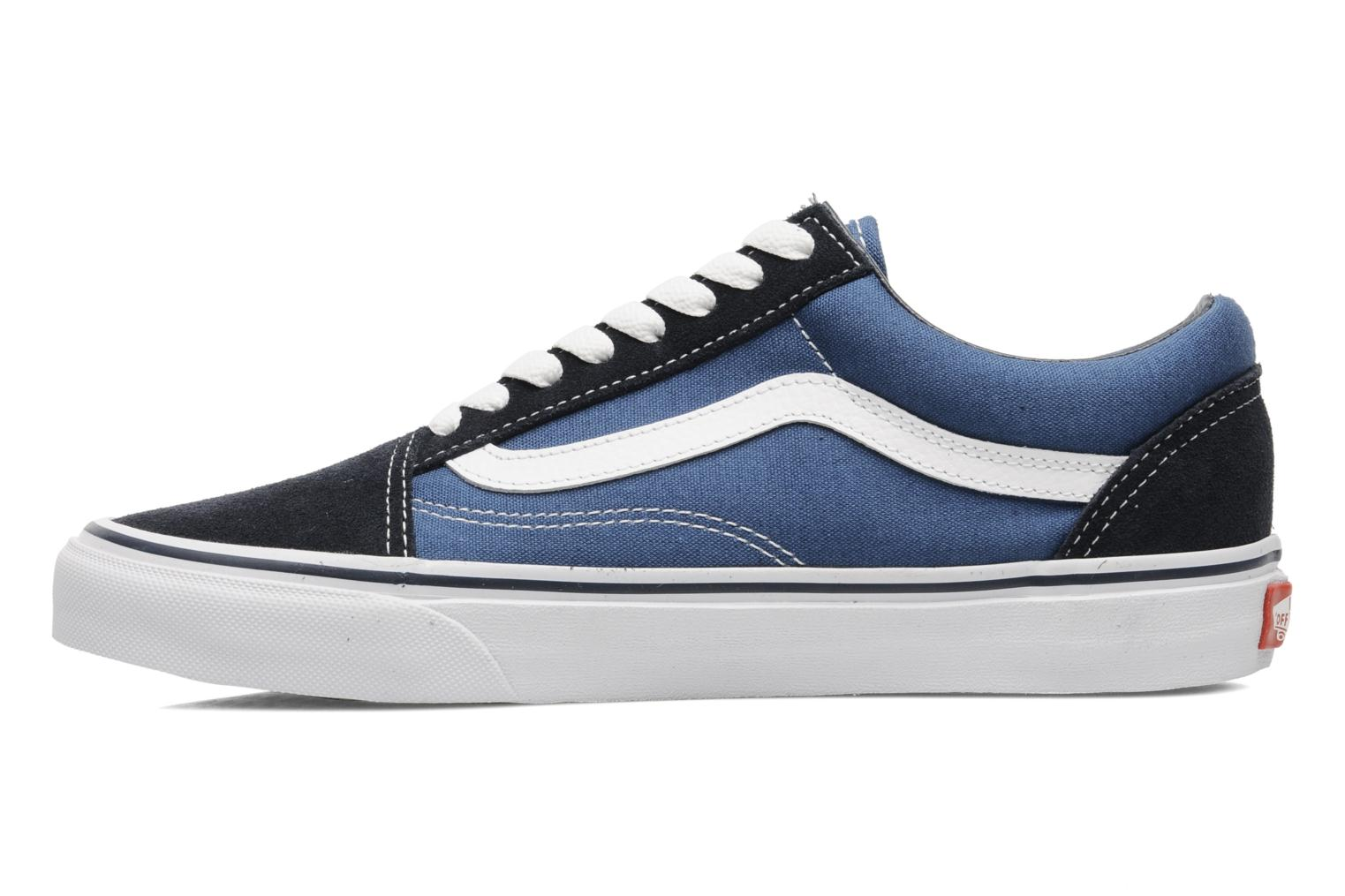 Trainers Vans Old Skool Blue front view