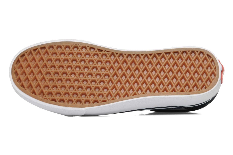 Sneakers Vans Old Skool Azzurro immagine dall'alto