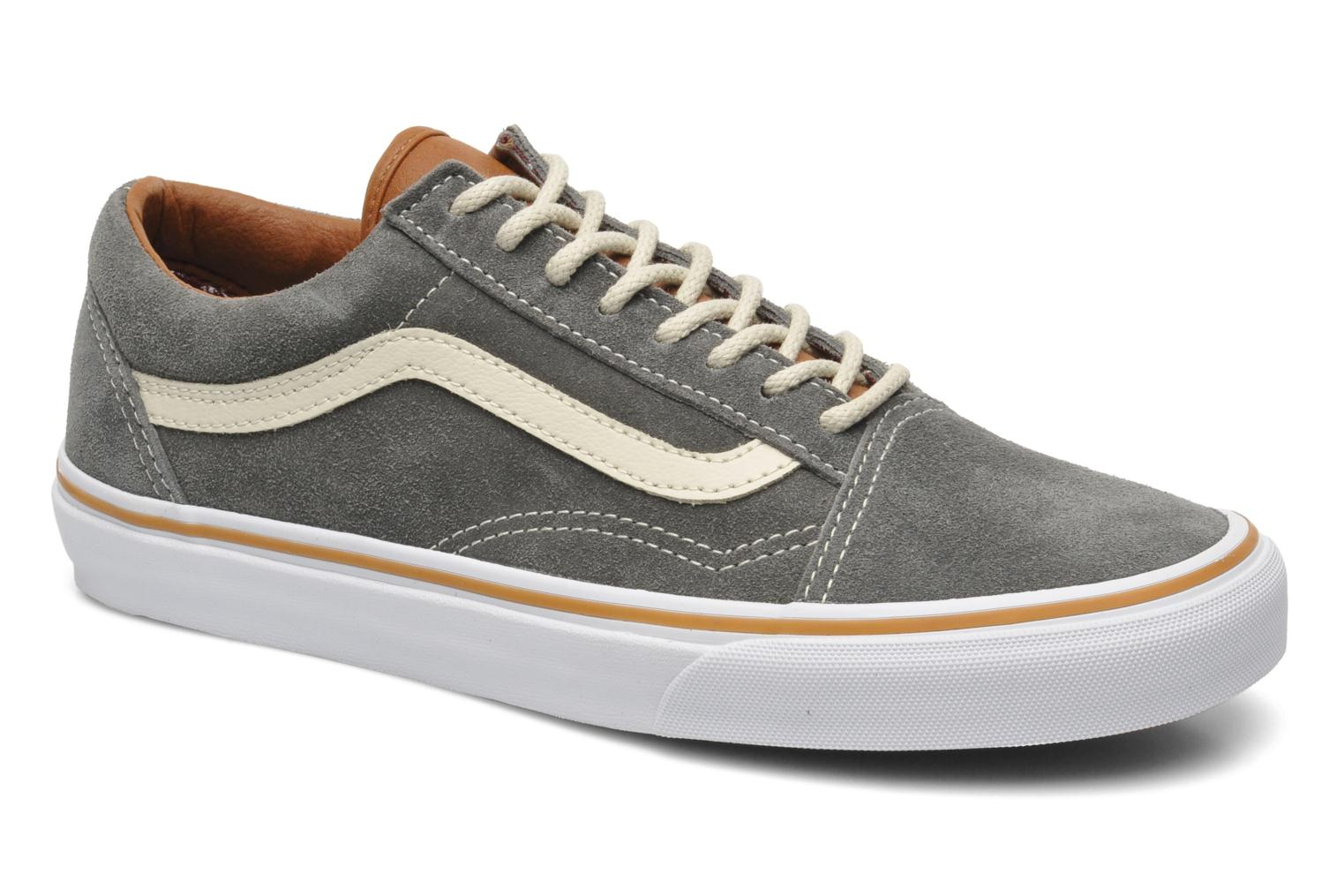 vans old skool gris claro