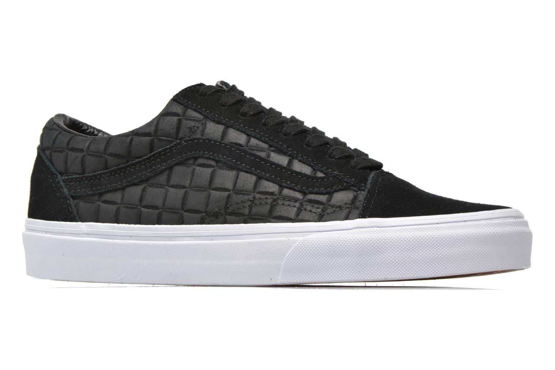 Sneakers Vans Old Skool Zwart achterkant