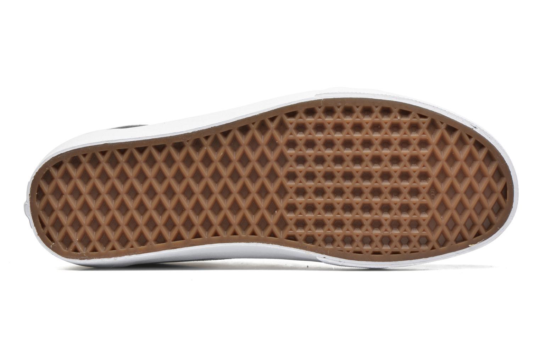 Baskets Vans Old Skool Gris vue haut