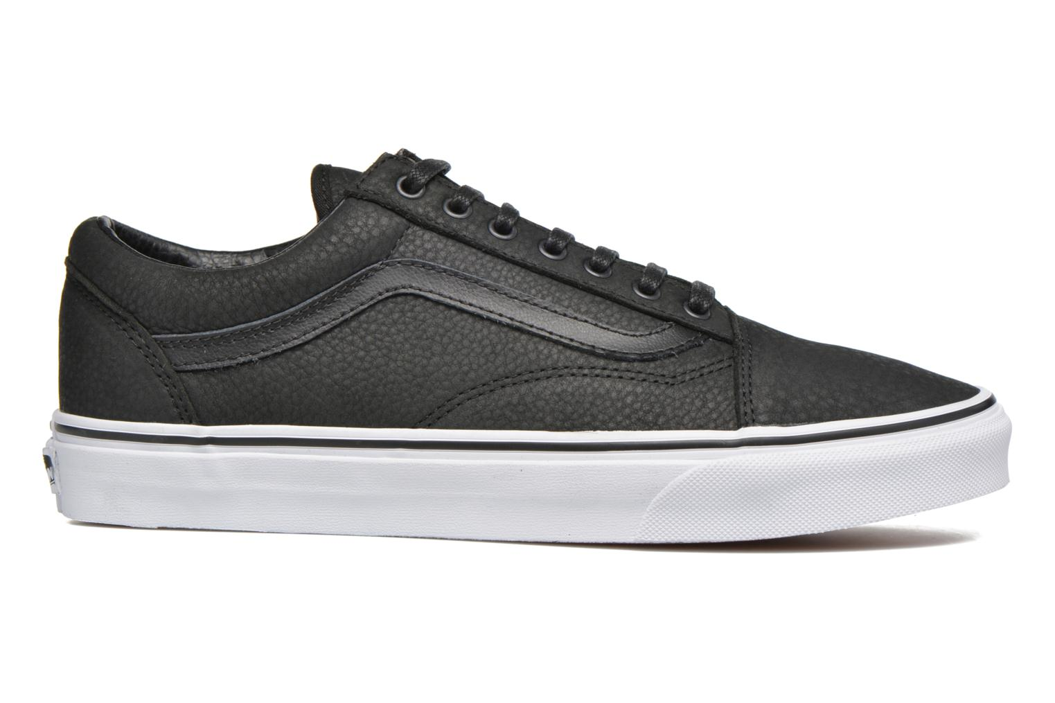 Trainers Vans Old Skool Black back view