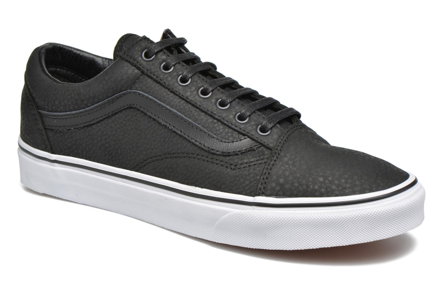 Old Skool (Premium Leather) Black/True White