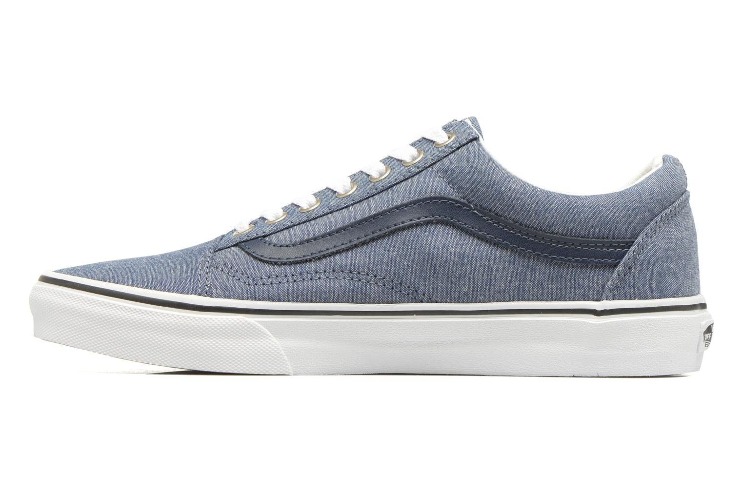 Navy Vans Old Skool (Bleu)