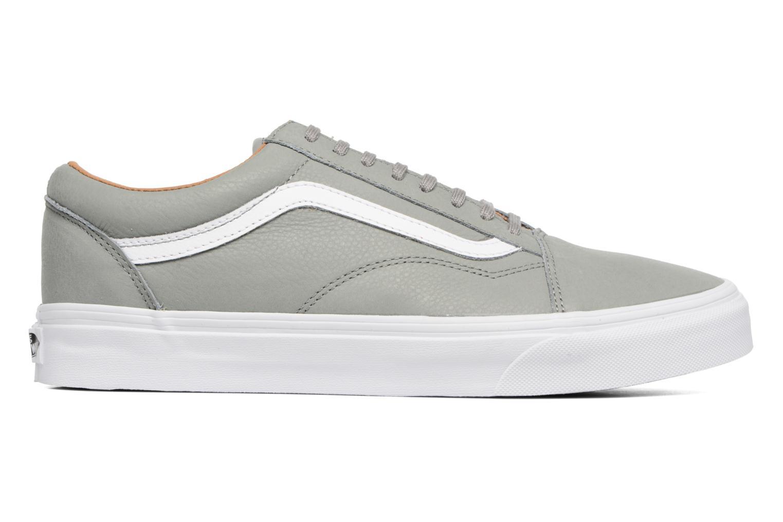 Sneaker Vans Old Skool grau ansicht von hinten
