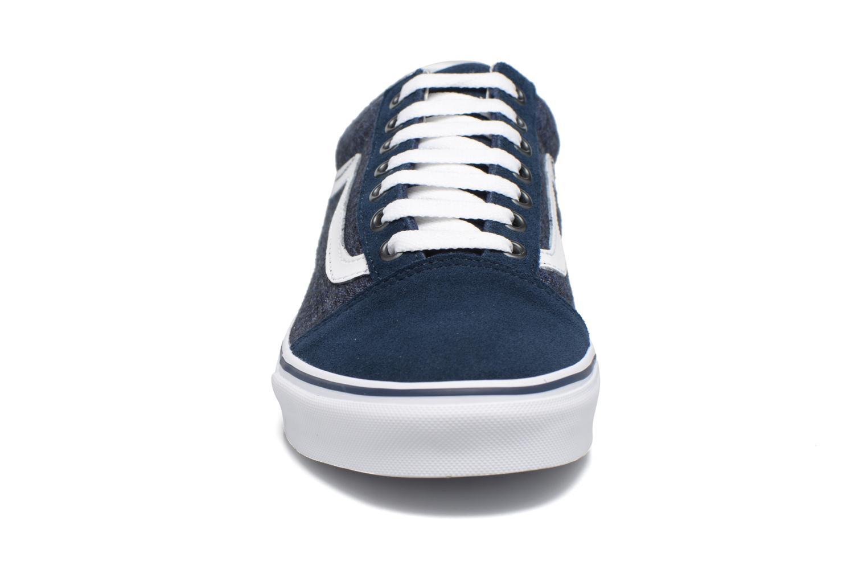 Sneakers Vans Old Skool Blå se skoene på