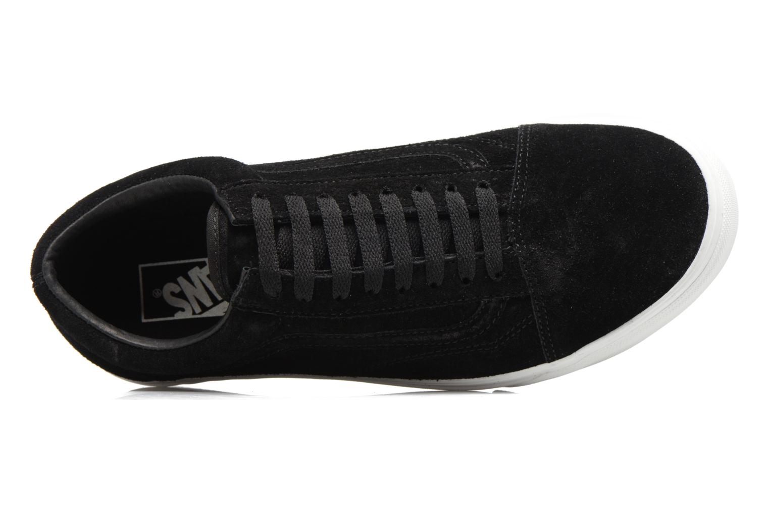 Sneakers Vans Old Skool Sort se fra venstre