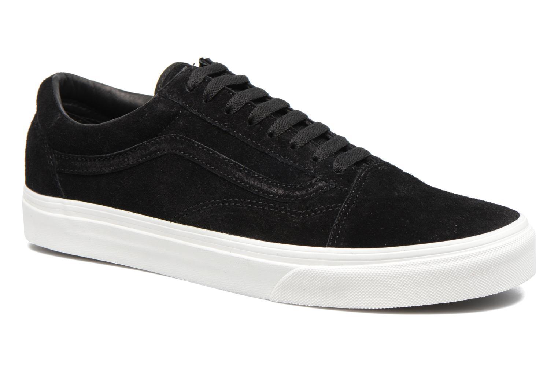 Sneakers Vans Old Skool Zwart detail