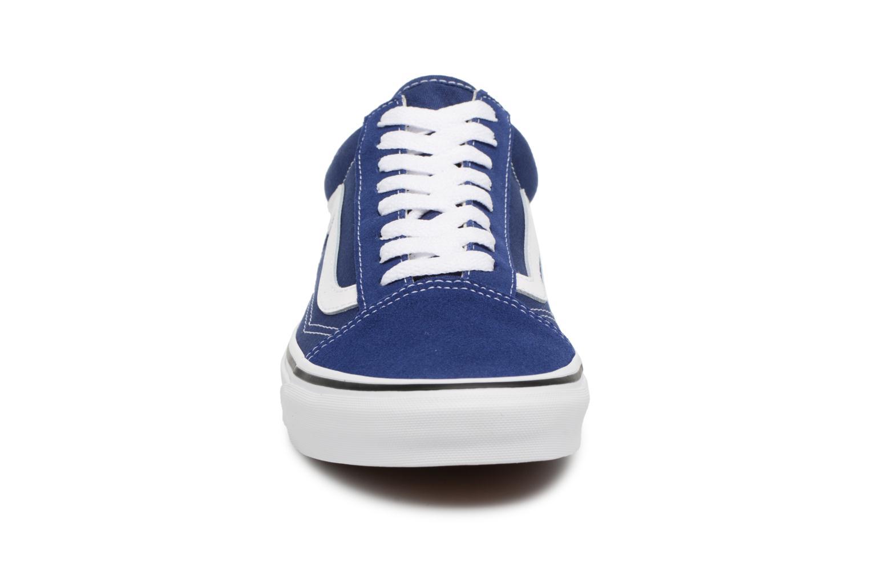 estate blue/true white Vans Old Skool (Bleu)