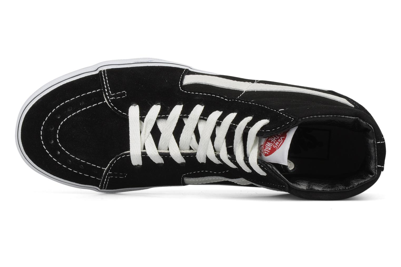 Sneakers Vans SK8 Hi M Nero immagine sinistra