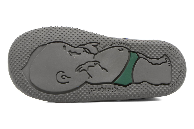 Boots en enkellaarsjes Kickers Bonbon Grijs boven