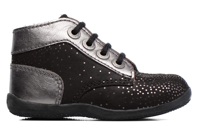 Stiefeletten & Boots Kickers Bonbon schwarz ansicht von hinten