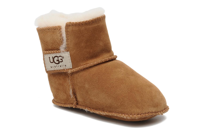 Bottines et boots UGG Erin Beige vue détail/paire