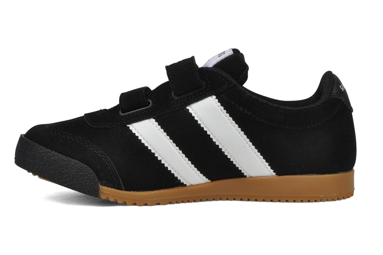 Sneakers Skechers Commemorate Zwart voorkant