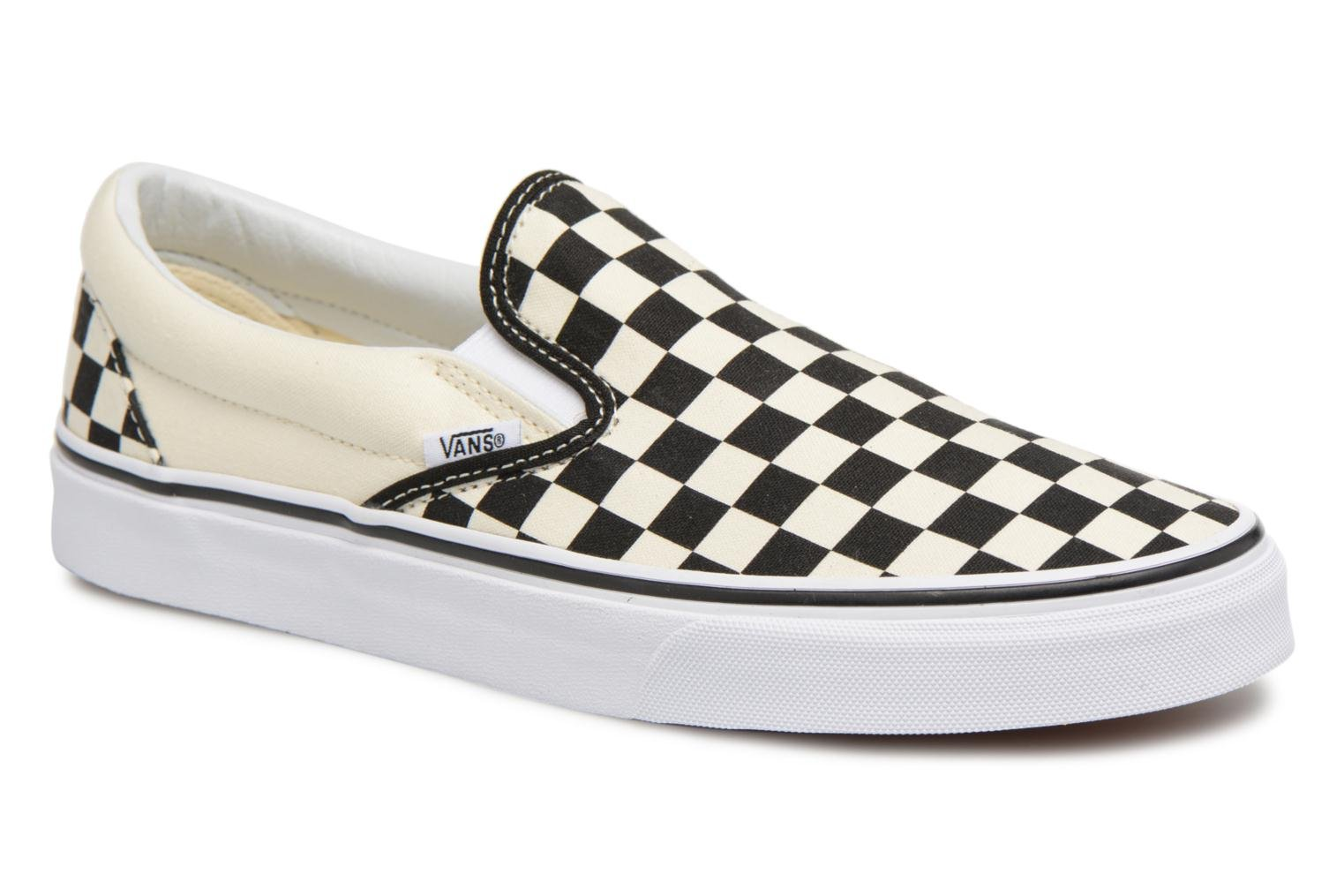 Vans Classic Slip-on (Noir) - Baskets chez Sarenza (324056)