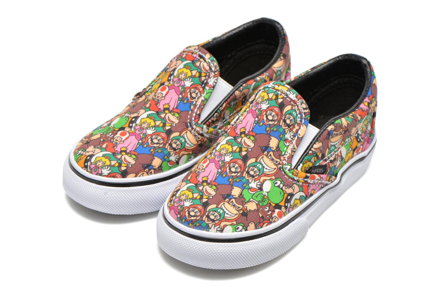 Trainers Vans Classic Slip-on BB Multicolor 3/4 view