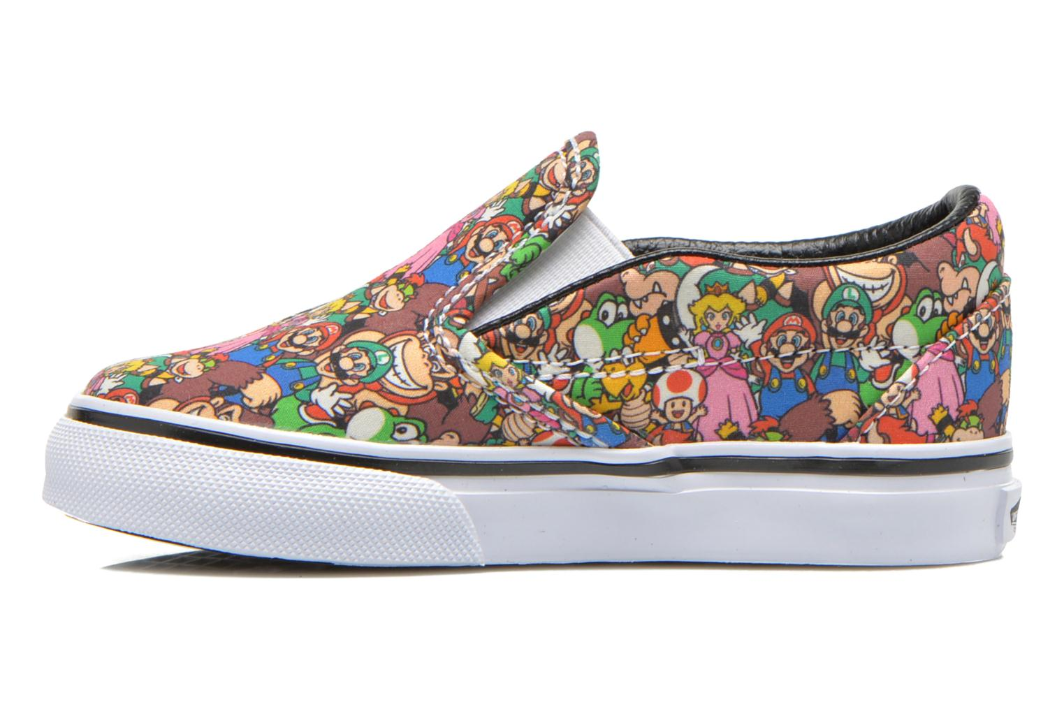 Trainers Vans Classic Slip-on BB Multicolor front view