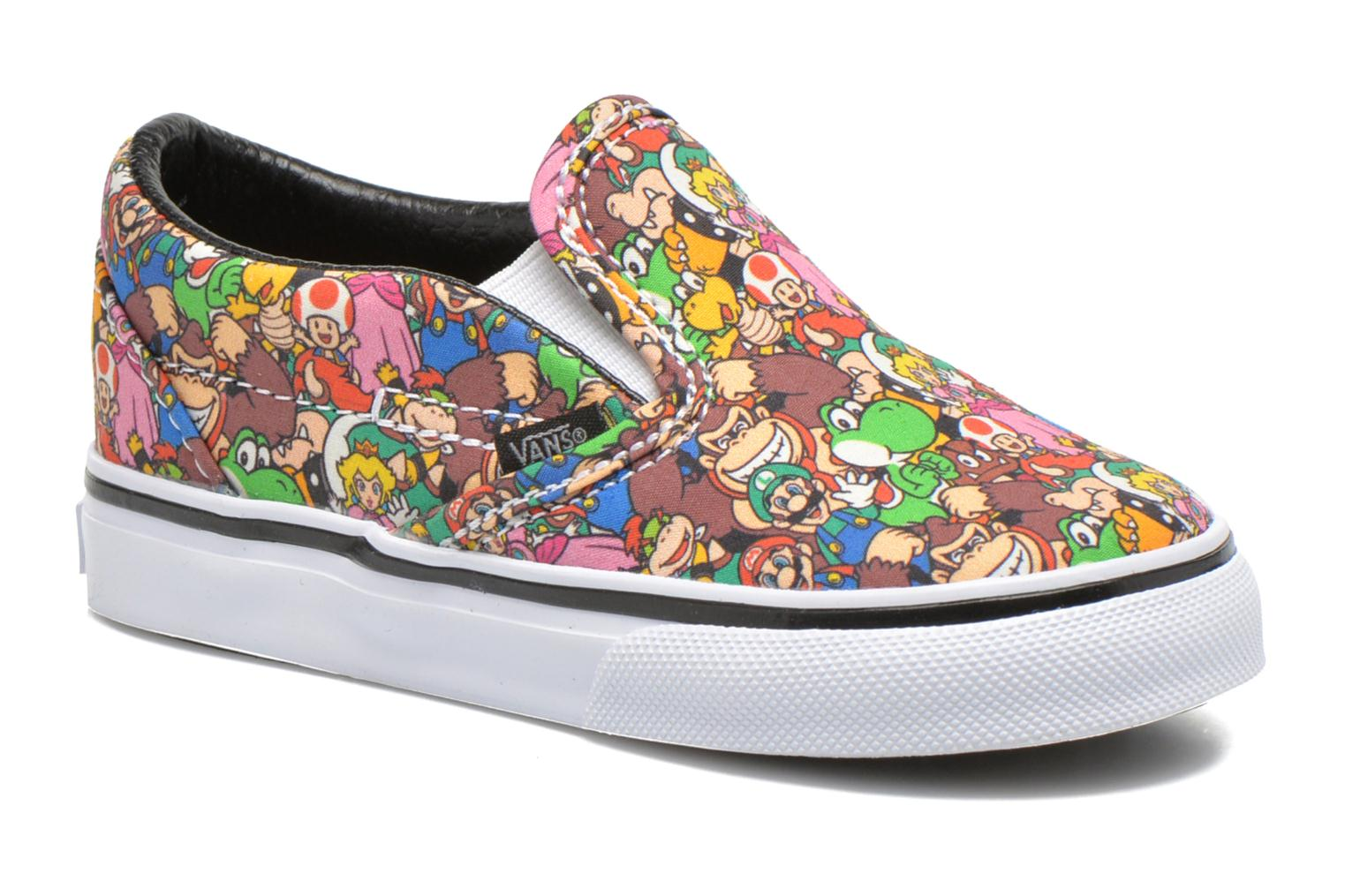 Sneakers Vans Classic Slip-on BB Multicolor detail