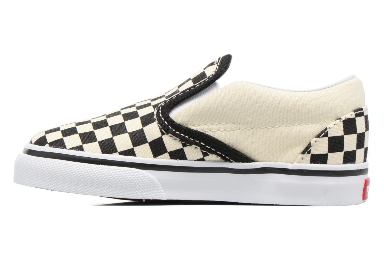 Classic Slip-on BB Black And White CheckerWhite
