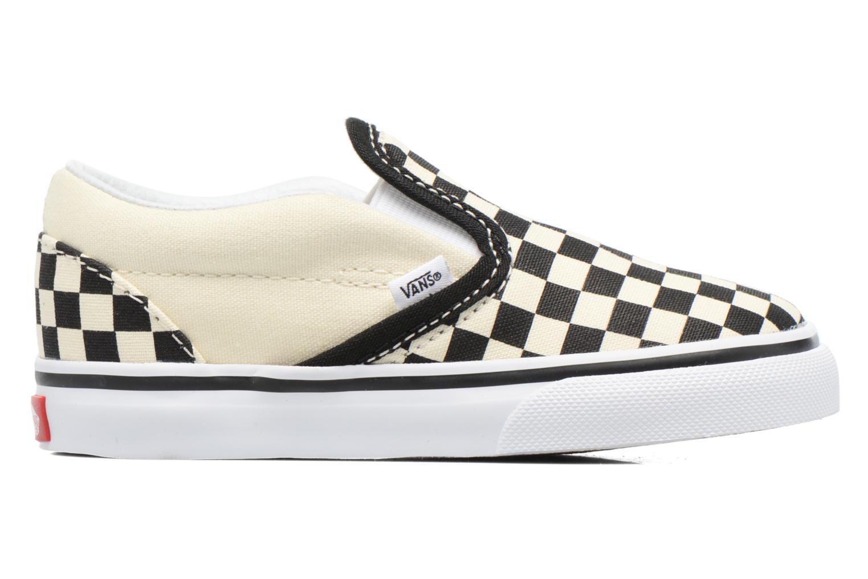 Sneaker Vans Classic Slip-on BB mehrfarbig ansicht von hinten