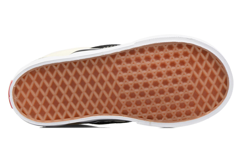 Baskets Vans Classic Slip-on BB Multicolore vue haut