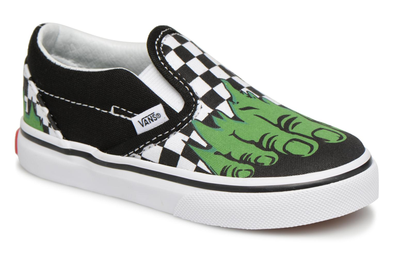 Vans Zapatos Classic Slip-On Marvel Para Niño