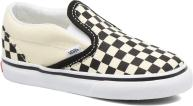 Black And White CheckerWhite
